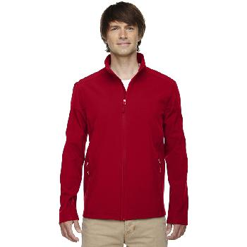 Ash City Men's Two-Layer Fleece Soft Shell Jacket. 88184